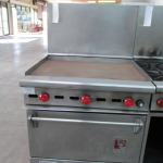 Used Commercial Oven