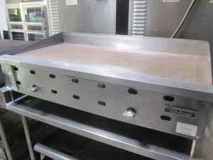 Commercial Gas Flat Griddle
