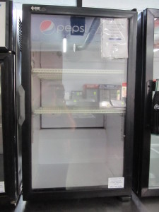 Glass Door Merchandising Cooler