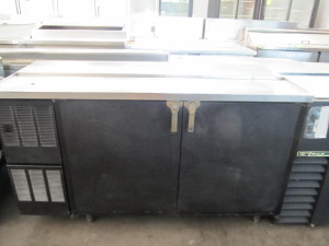 Glastender back bar cooler